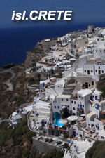 Двойной банер курорта: о.Крит, Греция