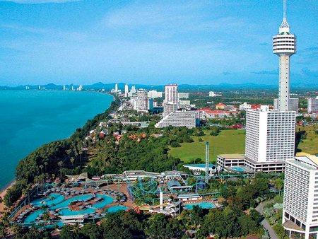отель паттайя парк в тайланде фото
